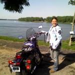 Remembering Last Summer's Super Long Motorcycle Ride...ah