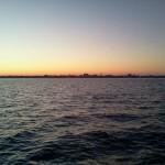 A Sunset Boat Ride Near Charleston SC