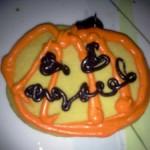 Halloween Sugar Cookies homemade