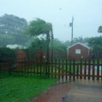 More rain from Isaac