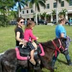 Pony Rides in Palm Beach Gardens