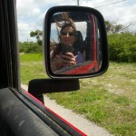 Driving Jeff's Jeep